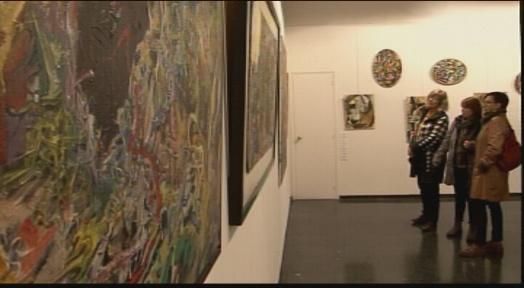 Roc Alabern & igancio Valle a Amics de les Arts amb