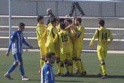 El Prat goleja el San Cristóbal a Ca n'Anglda amb una maneta (0 a 5)