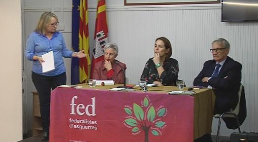 Federalistes d'Esquerres presenta a l'Ateneu Terrassenc la revista  mensual política&prosa