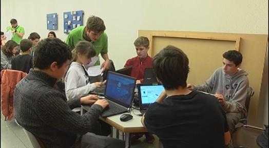 L'equip de Terrassa guanya la Codeathlon celebrada al mNACTEC