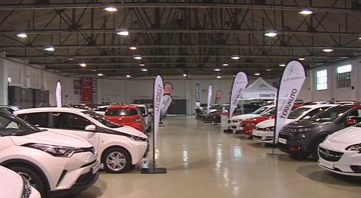 Comença la 22a Fira del Vehicle d'Ocasió Vallès Motor al Recinte Firal