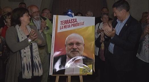 Junts per Terrassa assegura la implicació a distància del seu cap de llista, Lluís Puig