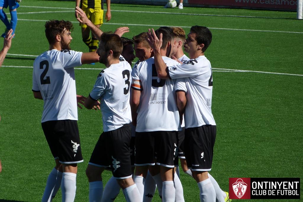 L'Ontinyent CF, rival del Terrassa FC a la primera eliminatòria del play-off d'ascens