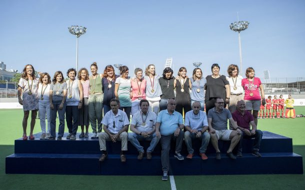 Jornada de record dels Jocs Olímpics Barcelona 1992 a Terrassa