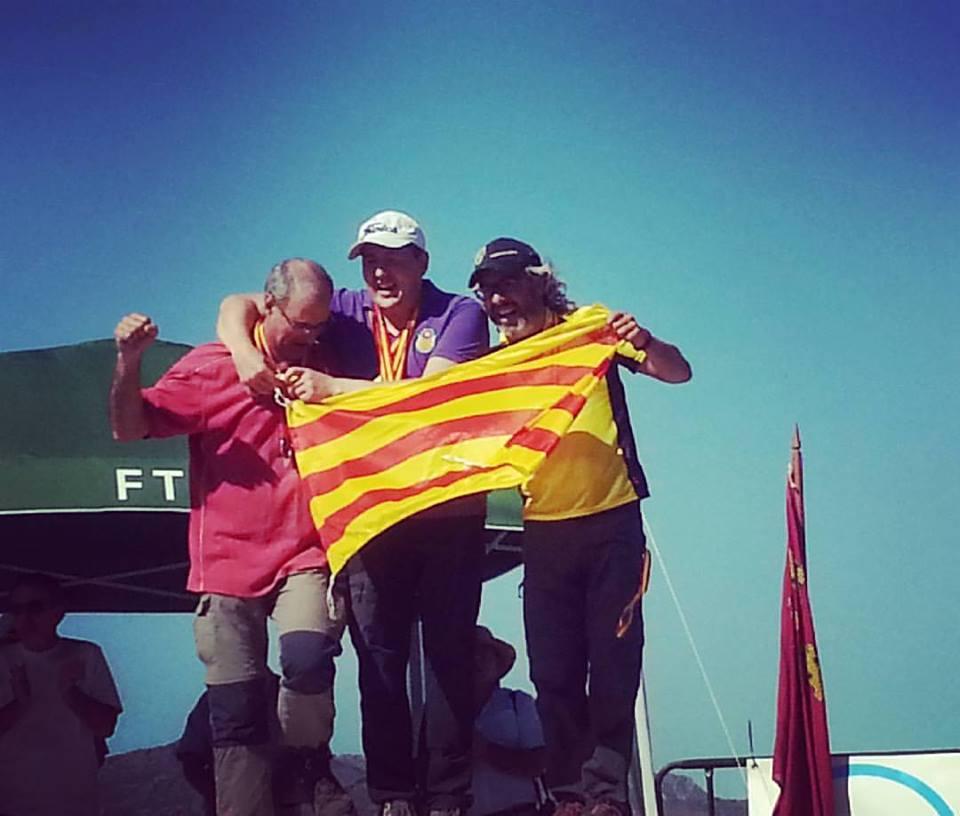 Sergi Cebrián, bronze al Campionat d'Espanya de Camp de Tir amb Arc