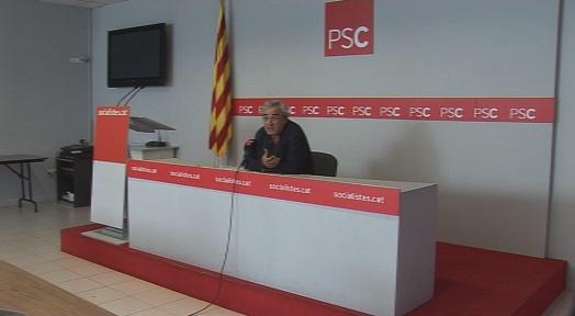 El PSC lamenta la poca empatia del govern espanyol amb Terrassa i la comarca