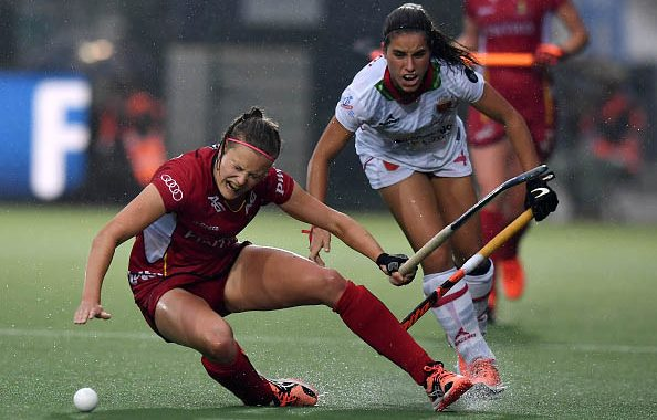 Les RedSticks derroten Bèlgica (0-1) i jugaran contra Holanda als quarts de final de la World League