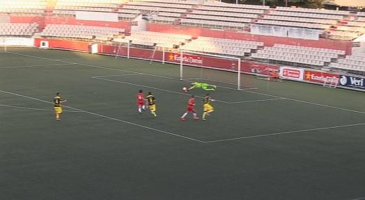 El Terrassa FC elimina el Prat de la Copa Catalunya i s'enfrontarà al FC Barcelona