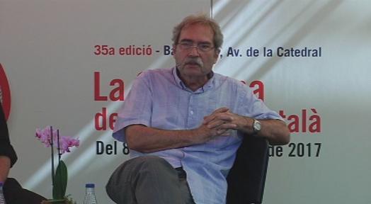 Jaume Cabré, Premi Trajectòria de La Setmana del Llibre en Català