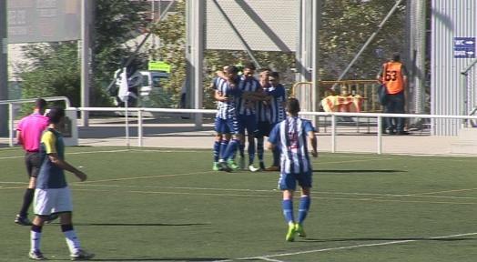 El San Cristóbal va merèixer una victòria més contundent contra el Borges Blanques (1-0)
