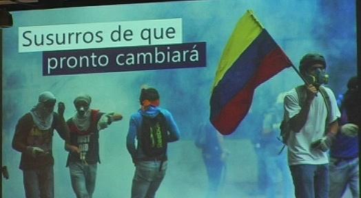 Grandes Esperanzas denúncia la situació política i social a Venezuela al CC President Macià