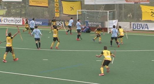 Atlètic i Club Egara signen taules (3-3) en un derbi vibrant fins el darrer minut