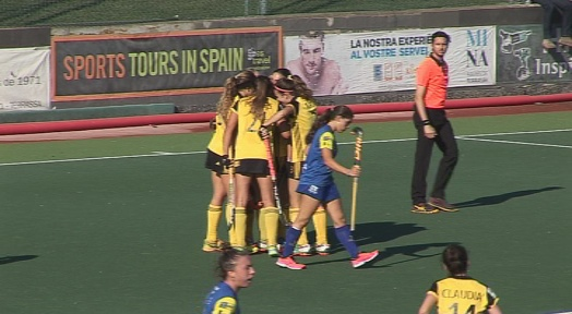 CD Terrassa, Egara i Atlètic, classificats per a la Copa de la Reina