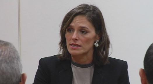 La diputada Esperanza García parla sobre la violència de gènere