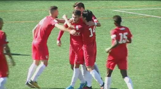 El Terrassa FC mostra una gran efectivitat en atac i guanya 2 a 4 la UA Horta
