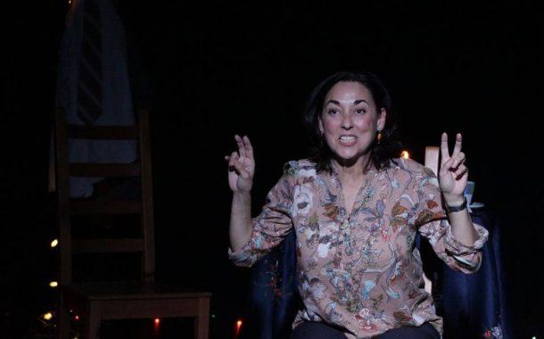 L'actriu Assun Planas representa 'La sorpresa del roscón' diumenge al Teatre Alegria