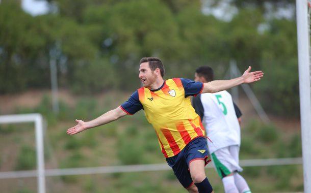 La CatUEFA s'exhibeix davant Extremadura (9-0) i tindrà Castella i Lleó com a proper rival a la Copa Regions