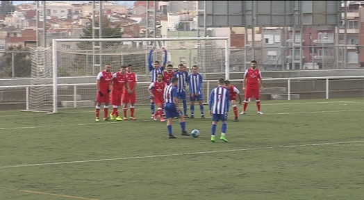 El San Cristóbal guanya el Vista Alegre (2-0) i tanca la primera volta coliderant la classificació