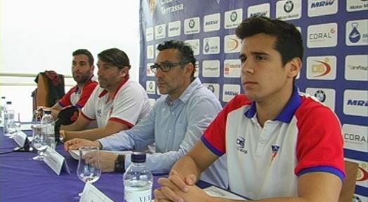 El CN Terrassa viatja a Tenerife per intentar conquerir la seva primera Copa