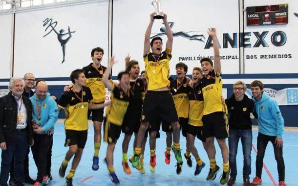 Atlètic i Club de Campo, campions d'Espanya d'Hoquei Sala en categoria juvenil