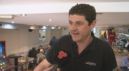 Xavier Gómez és el nou president del Gremi d'Hostaleria de Terrassa