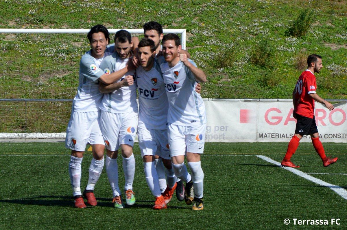 Sis jugadors del Terrassa FC convocats amb la selecció catalana amateur