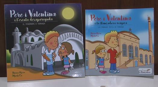Neix una col·lecció de contes infantils sobre la història de Terrassa
