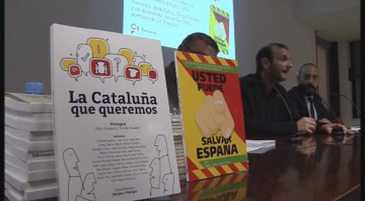 Ciutadans presenta el llibre