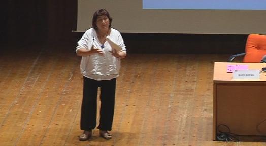 """La metgessa Clara Biosca tanca el cicle """"90 minuts per viure"""" parlant de la medicina de salut"""