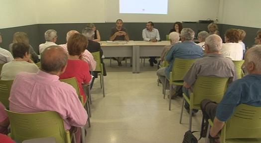 El Consell Municipal de la Gent Gran celebra la seva reunió anual
