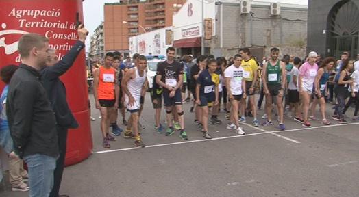 L'AMPA Nova Electra celebra la 3a edició de la cursa 'Correm per la pau'