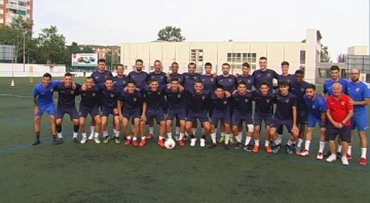 El Terrassa FC es posa en marxa i assumeix el rol de favorit per lluitar pel play-off d'ascens