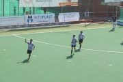 El Mannheimer alemany, rival del Club Egara als quarts de final de l'Euro Hockey League