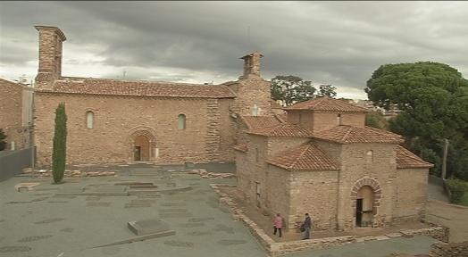 La Seu d'Ègara presenta el projecte de candidatura a Patrimoni de la Humanitat de la Unesco a Barcelona