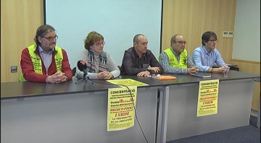 Protesta als Jutjats demà dissabte contra la sentència del Suprem sobre les hipoteques