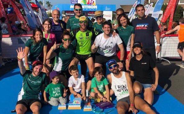 Jaume Leiva guanya amb autoritat els 10 quilòmetres de la Lanzarote Marathon