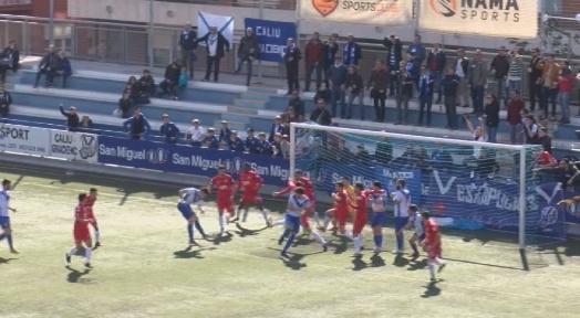 El Terrassa FC torna a sumar davant de l'Europa (0 a 0) i segueix en zona de play-off