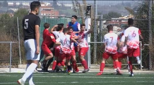 Inesperada i perillosa derrota de la UFB Jàbac i Terrassa al camp del penúltim, el CF Mollet (1-0)