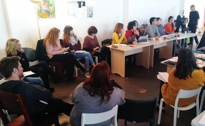 L'EAIA del Vallès Occidental participa en el projecte europeu Grow in family today