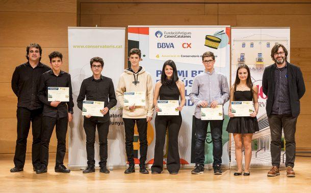 Terrassa s'emporta dos Premis BBVA de Música al Talent Individual