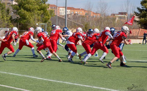 Els Terrassa Reds es classifiquen per a les semifinals del play-off pel títol de la Lliga Catalana