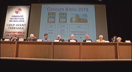 El Concurs Bíblic lliura 14 premis en diferents categories