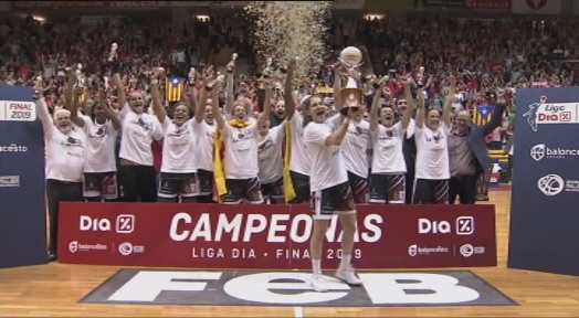 La terrassenca Helena Oma guanya la Lliga Femenina amb L'Spar CityLift Girona