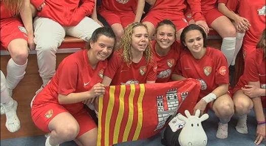Terrassa triplica la mitjana espanyola en jugadores de futbol
