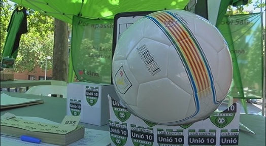 CE Unió 10 Terrassa i Egara Futsal neixen per promoure i transmetre els valors del futbol sala