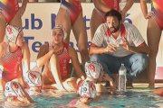 La waterpolista Martina Cardona renova pel CN Terrassa