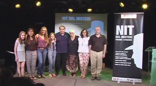 Alta participació en els premis Ferran Canyameres d'Òmnium Cultural