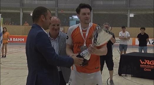 Holanda guanya Bèlgica per 0 a 8 en la final terrassenca dels World Roller Games