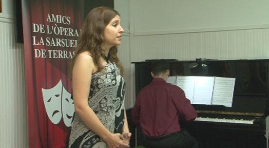 Els concerts d'estiu tornen a l'Ateneu Terrassenc amb les àries d'òpera, sarsuela i lírica catalana
