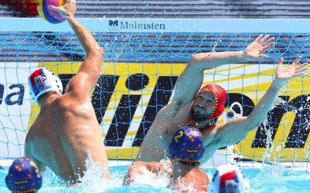 Espanya derrota Sèrbia (12-9) i també es classifica per a les semifinals del Mundial de Gwangju